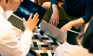 Synergy between users and software developers